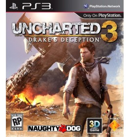 Uncharted 3  wer. PL