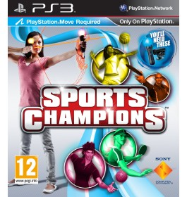 Sports Champions  wer. PL