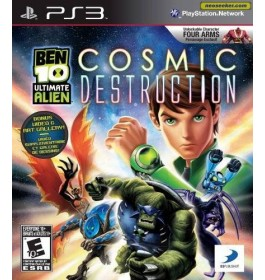 Ben10 : Cosmic Destruction
