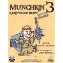 Munchkin 3 : Kardynalne Błędy