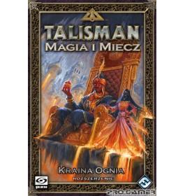 Talisman Magia i Miecz: Kraina Ognia