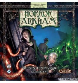Horror w Arkham : Mgły nad Kingsport