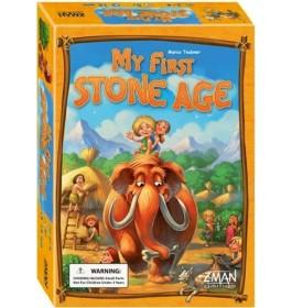 My First Stone Age (Epoka Kamienia) Junior (edycja polska)