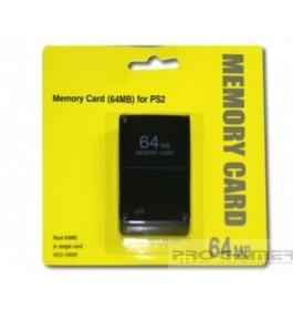 Memory Card - 64MB PS2 - Karta Pamięci