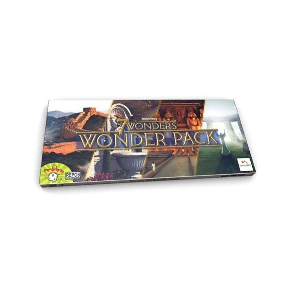 7 Cud�w �wiata : Wonder Pack