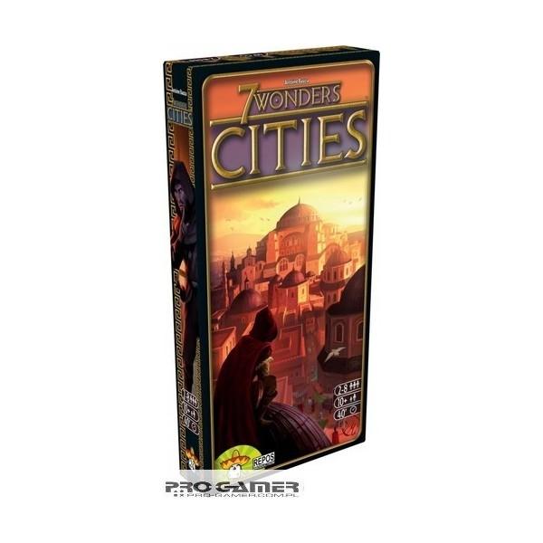 7 cudów świata - Miasta