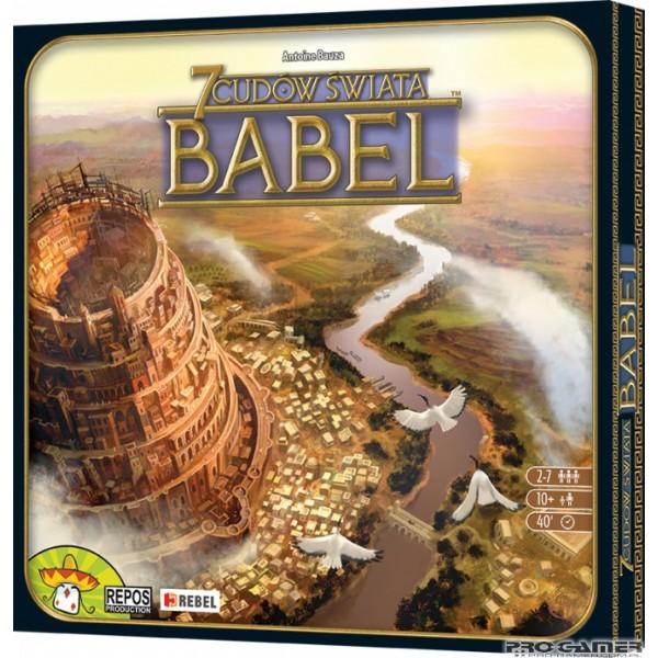 7 cudów świata : Babel